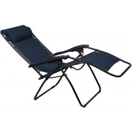 Abbey Scaun camping Chaise Longue XXL
