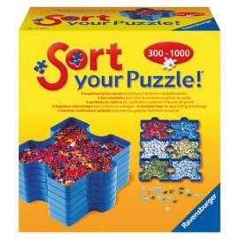 Ravensburger tavite pt sortat puzzle-urile!