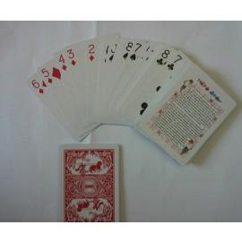 Spartan sport pachet carti poker