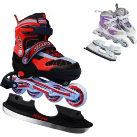 Spartan sport role / patine 2 in 1 reglabile - copii