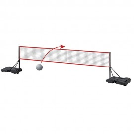Tremblay sistem fileu tenis cu piciorul, mobil