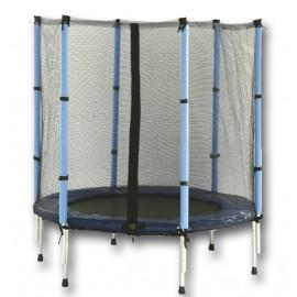 Spartan sport trambulina cu plasa de protectie 140 cm