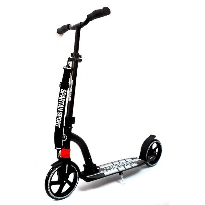 Spartan sport trotineta double suspension scooter 203 mm